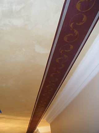 Length of ceiling