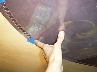 Positioning stencil