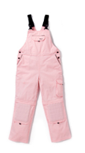 Pink-overall