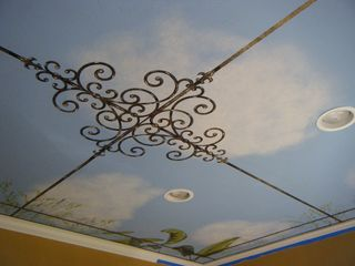 Completed ceiling1