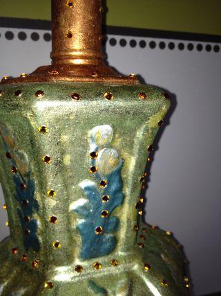 Lamp close