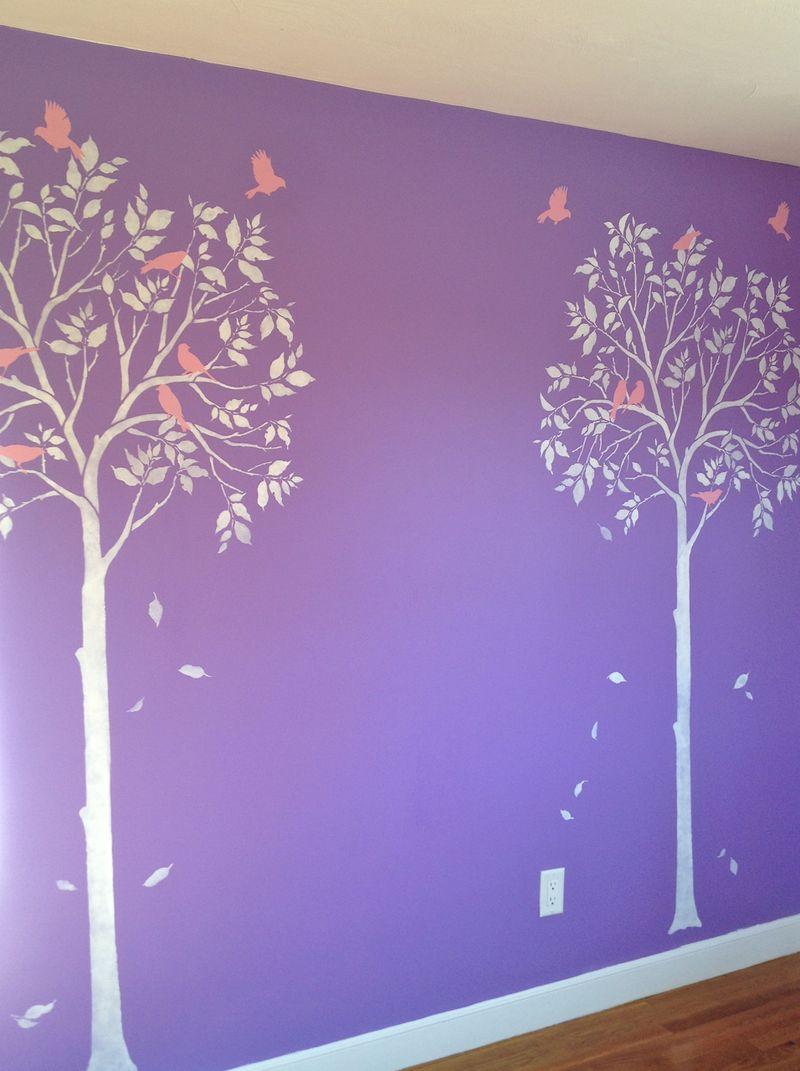 Tanya's trees