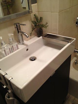 Close sink